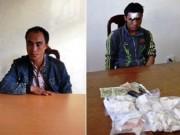 Bắt tội phạm ma túy, một cảnh sát bị thương