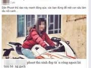 Tin tức trong ngày - Nữ phượt thủ cầm gạch ném lái xe taxi có dấu hiệu phạm pháp