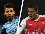 Siêu chuyển nhượng: PSG hốt cả Aguero lẫn Sanchez