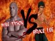 Mike Tyson đấu Lý Tiểu Long: Ăn nhau ở tốc độ
