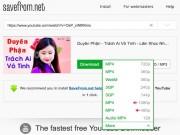 Công nghệ thông tin - Cách tải video YouTube, Facebook không cần IDM