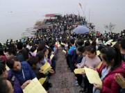 Tin tức trong ngày - Đơn vị tổ chức phủ nhận phóng sinh 10 tấn cá ra sông Hồng