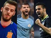 Real đút túi 500 triệu euro: Nhắm Aguero, De Gea  & amp; Fabregas