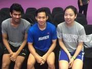 Tiến Minh đánh thuê giải  toàn sao  Malaysia