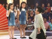 Trấn Thành bối rối dỗ bé 7 tuổi khóc trên sân khấu