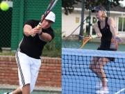 Tennis: Trận đấu kỷ lục xuyên ngày đêm...64 tiếng