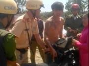 Đắk Nông: Hai mẹ con hợp sức... chống đối CSGT