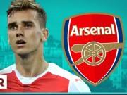 Sốc: Arsenal tính vượt MU, mua Griezmann đắt nhất lịch sử