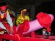 """""""Của quý"""" trong lễ hội táo bạo nhất Việt Nam năm nay ra sao?"""