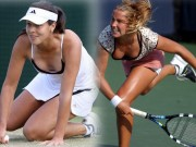 """Váy áo  """" quá khích """"  của 4 tay vợt nữ đình đám thế giới"""