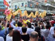 Tin tức trong ngày - Ngàn người xem biểu diễn Tết Nguyên tiêu của người Hoa ở Sài Gòn