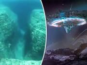 Thế giới - Tàn tích khổng lồ ở đáy biển của người ngoài hành tinh?