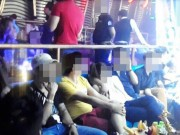 An ninh Xã hội - Đột kích quán bar, phát hiện nhiều khách phê ma túy
