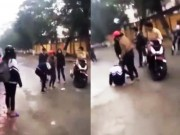 Tin tức trong ngày - Nữ sinh bị đánh trước cổng trường: Do đòi nợ thay bố mẹ