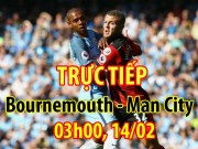 Chi tiết Bournemouth - Man City: Cục diện an bài (KT)