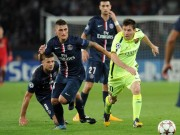 """Bóng đá - Đấu Barca, PSG-Emery có qua được cơn ác mộng """"MSN"""""""