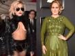 Gaga quên nội y, Adele lộng lẫy trên thảm đỏ Grammy