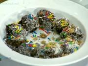 Bánh chuối bọc sôcôla ngọt thơm, lạ miệng