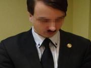 Thế giới - Áo: Bắt giữ người đàn ông giống y xì Hitler