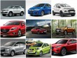 10 mẫu xe bán chạy nhất Việt Nam tháng 1/2017