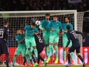 """Bóng đá - Di Maria """"nhảy múa"""", hàng thủ Barca """"loạn cào cào"""""""