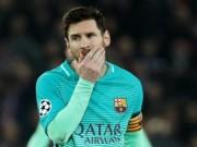 """Bóng đá - Sao nửa tỷ euro Barca tạo """"địa chấn"""": Chấm điểm Messi gây sốc"""