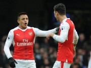 Bóng đá - Arsenal đấu Bayern: Thành bại ở bài toán Ozil - Sanchez