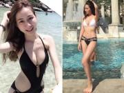 Bạn trẻ - Cuộc sống - Ái nữ của đại gia Đài Loan được vạn người mê nhờ thân hình bốc lửa