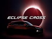 Mitsubishi Eclipse Cross SUV compact sắp trình làng