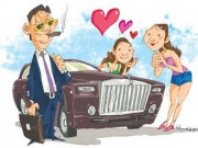 Truyện cười - Truyện cười: Bi hài lấy chồng nghệ sĩ
