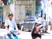 TP.HCM: Bị phạt vì tè bậy, tài xế nói mình là Việt kiều