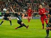 Bóng đá - Bàn thắng đẹp V20 Bundesliga: Robben đấu Chicharito