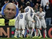 Góc chiến thuật Real - Napoli: CR7 biết hi sinh, Zidane tài tình