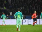 """Bóng đá - Khoảng tối của """"thiên tài"""": 5 trận tệ nhất của Messi"""