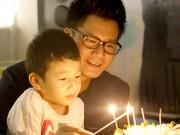 Con trai Quang Dũng xuất hiện trong liveshow của bố