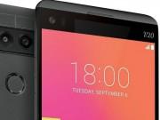 Dế sắp ra lò - LG V30 sẽ được trang bị bộ xử lý Snapdragon 835, RAM 6GB