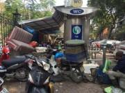 Tin tức trong ngày - Muôn cảnh éo le tìm nhà vệ sinh công cộng ở Hà Nội