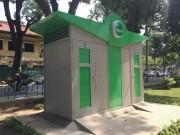 Tin tức trong ngày - Nhà vệ sinh công cộng xây xong rồi... khóa cửa