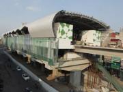 13km đường sắt trên cao  ngốn  gần 700 nhân sự