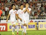 Bóng đá Việt Nam - U23 Việt Nam có cửa vô địch SEA Games 29