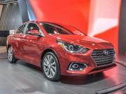Hyundai Accent 2018 hoàn toàn mới trình làng