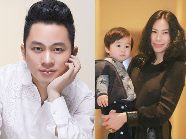 Điều ít biết về người vợ bí ẩn của ca sĩ Tùng Dương