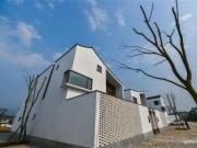 Tài chính - Bất động sản - Khu nhà tái định cư gây 'sốt' vì đẹp như biệt thự