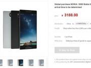 Nokia 8 cấu hình mạnh, giá 10,6 triệu đồng