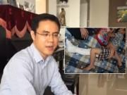 Hành trình tìm sự thật của người cha có con bị gãy chân ở trường