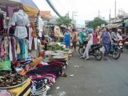 Thị trường - Tiêu dùng - Sắp dời các chợ sỉ, chợ tự phát ra ngoại thành