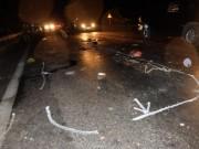 """"""" Lý lịch """"  chiếc xe khách phát nổ khiến 16 người thương vong"""