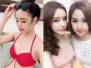 Mai Phương Thúy khoe em gái đẹp ngang ngửa chị hoa hậu