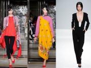 Thời trang - Chân dài Việt lập kỉ lục 8 show trên sàn catwalk quốc tế