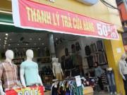 Thị trường - Tiêu dùng - Shop quần áo lỗ nặng vì mùa đông không lạnh